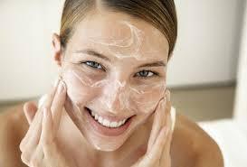 маска из соды для лица