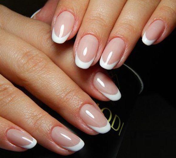 идеальные блики на ногтях
