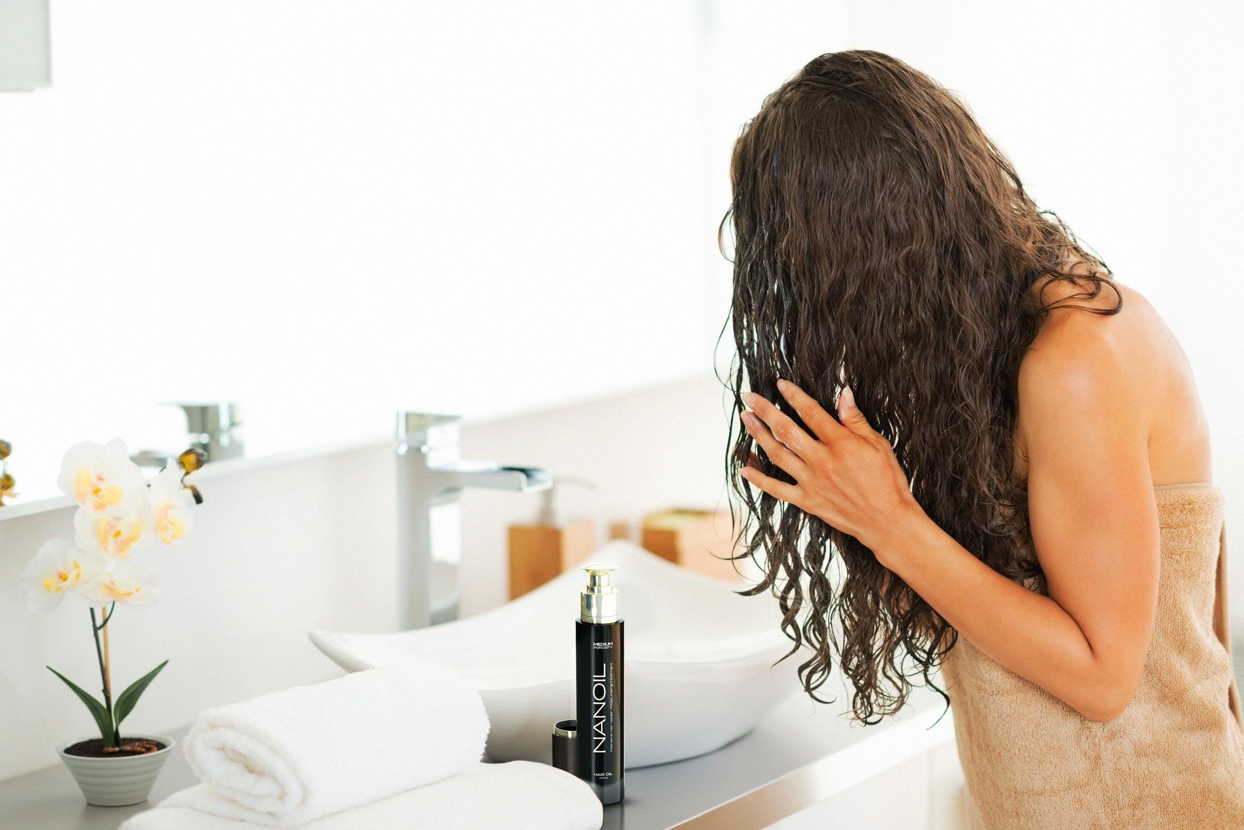 мифы о волосах, волосы нужно мыть каждый день