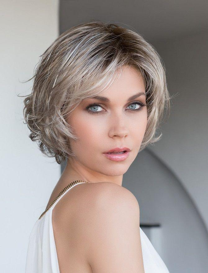 Стрижки на короткие волосы для женщин: каскад