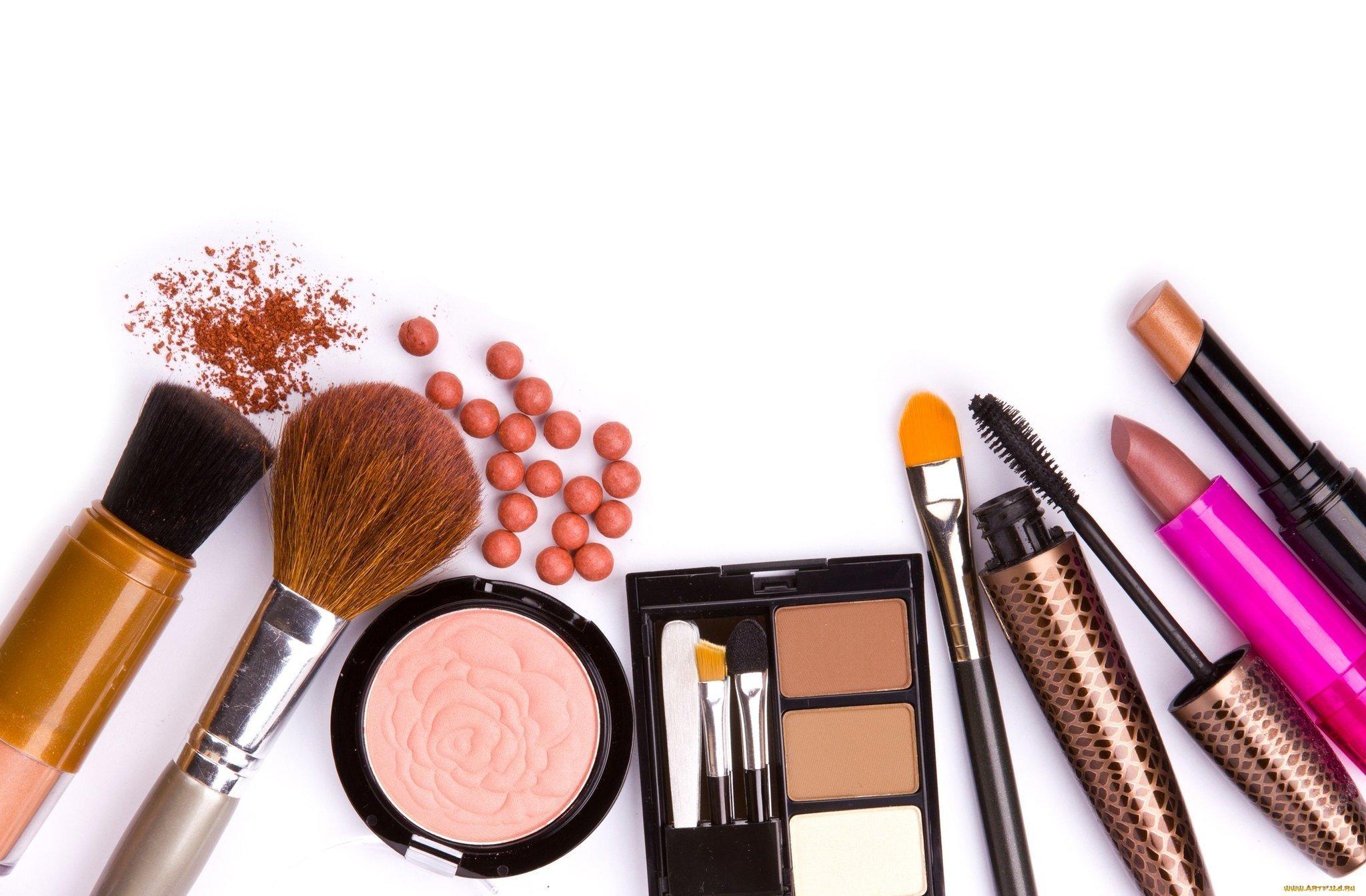 Косметика для возрастного макияжа
