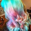 Как красить волосы мелками для волос: пошаговая инструкция