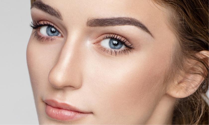перманентный макияж бровей как делают