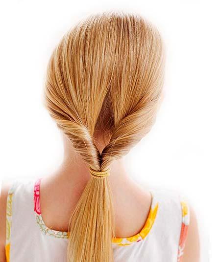 Детские причёски на длинные волосы в домашних условиях своими руками