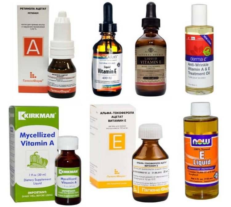 Чтобы приготовить универсальный бальзам для лица, вам понадобится эфирное масло и жидкие витамины А и Е