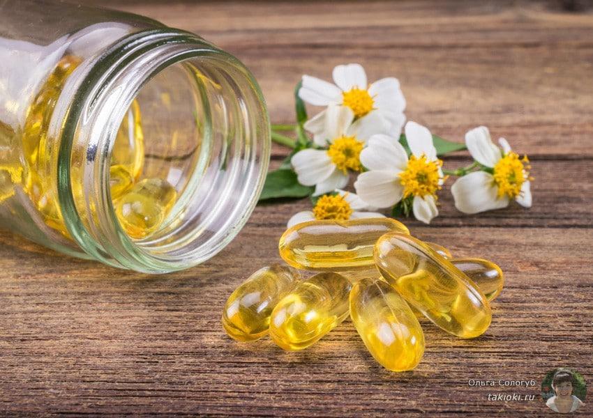 продукты содержащие в большом количестве витамин а таблица