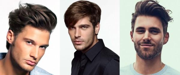 Стрижки для мужских волос