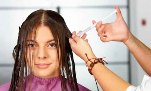 Ботокс для волос пошагово. Этапы процедуры