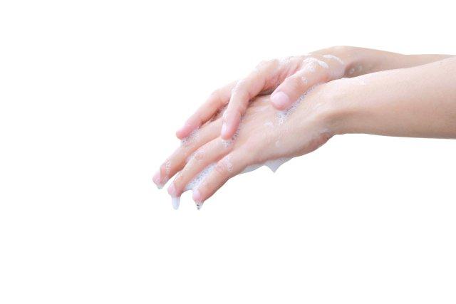 помойте руки