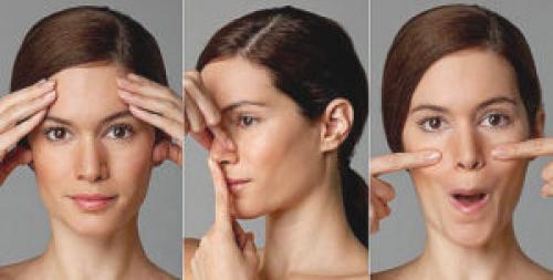 Как сделать нос меньше без макияжа. Гимнастика