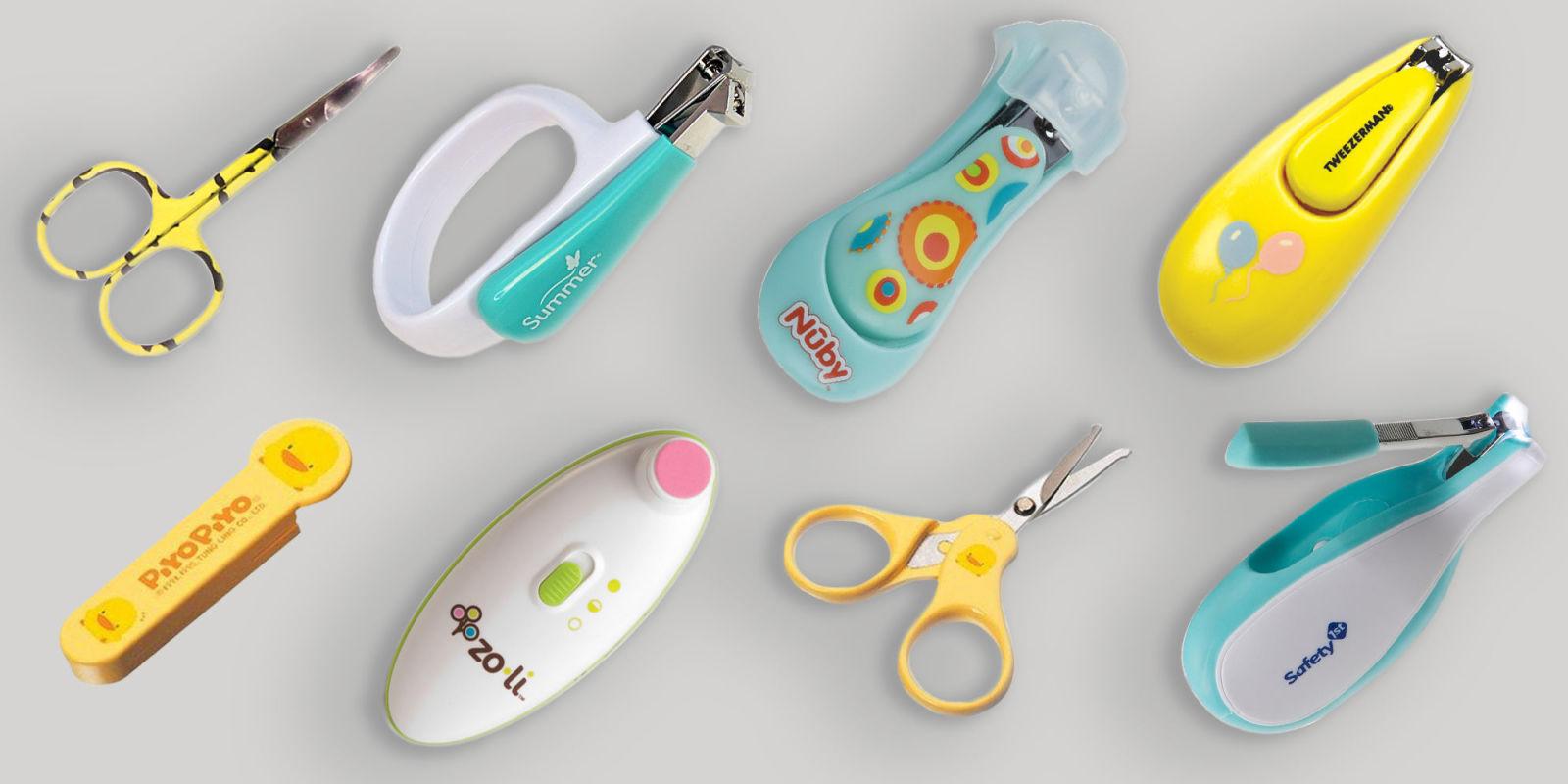 Варианты детских ножниц