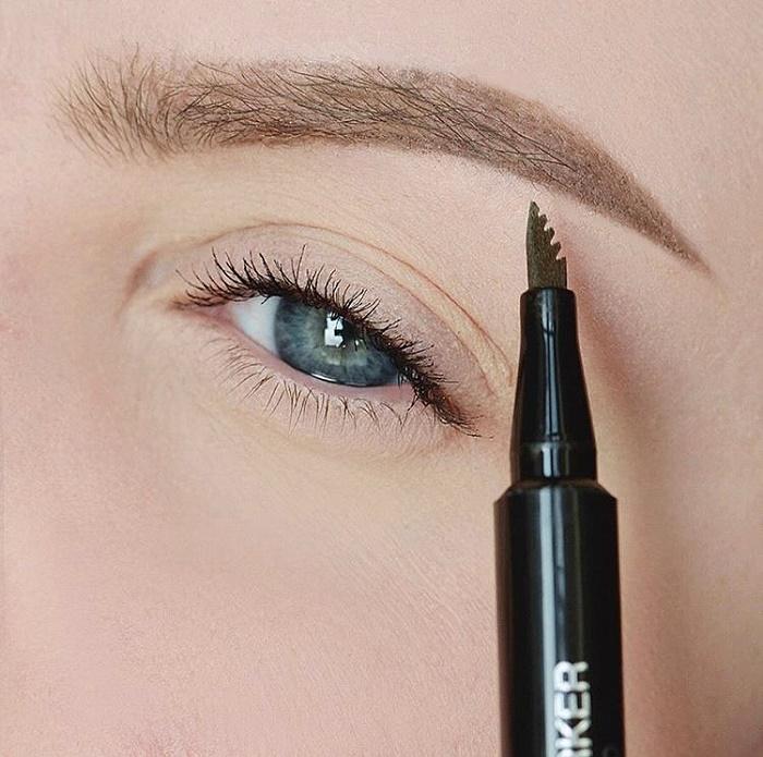 IsaDora карандаш для бровей Precision Brow Pen Waterproof