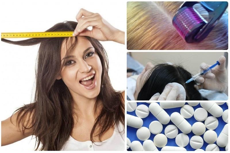 никотиновая кислота для роста волос - способы применения