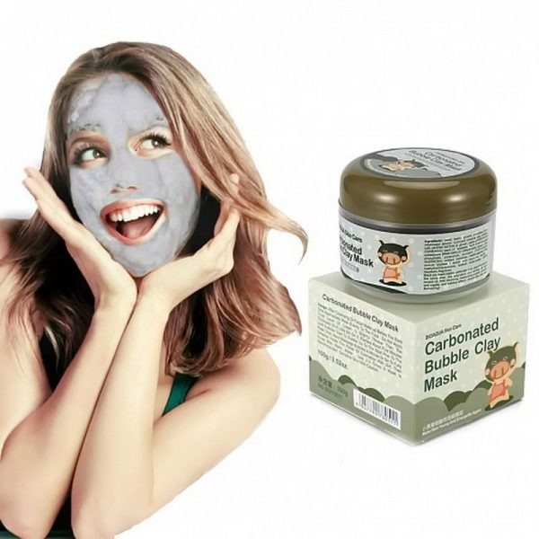 Эффективность пузырьковых масок для лица