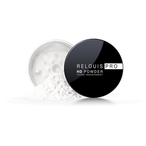 Relouis Прозрачная фиксирующая пудра Pro HD Powder