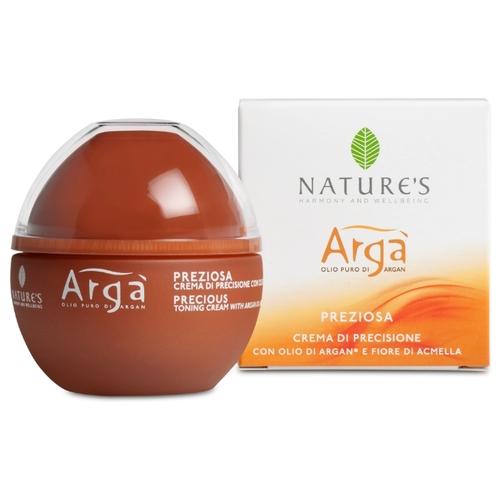 Nature's Arga Precious Toning Cream Крем для лица тонизирующий драгоценный