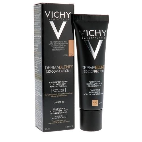 Vichy Тональный крем Dermablend 3D Correction, 30 мл