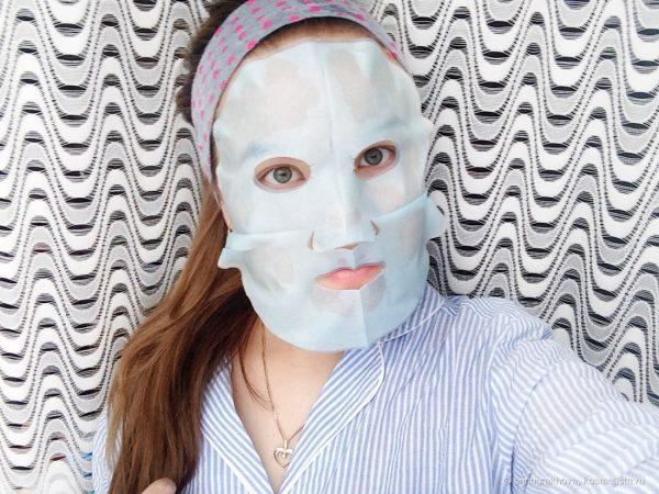 Как правильно наносить маски на лицо