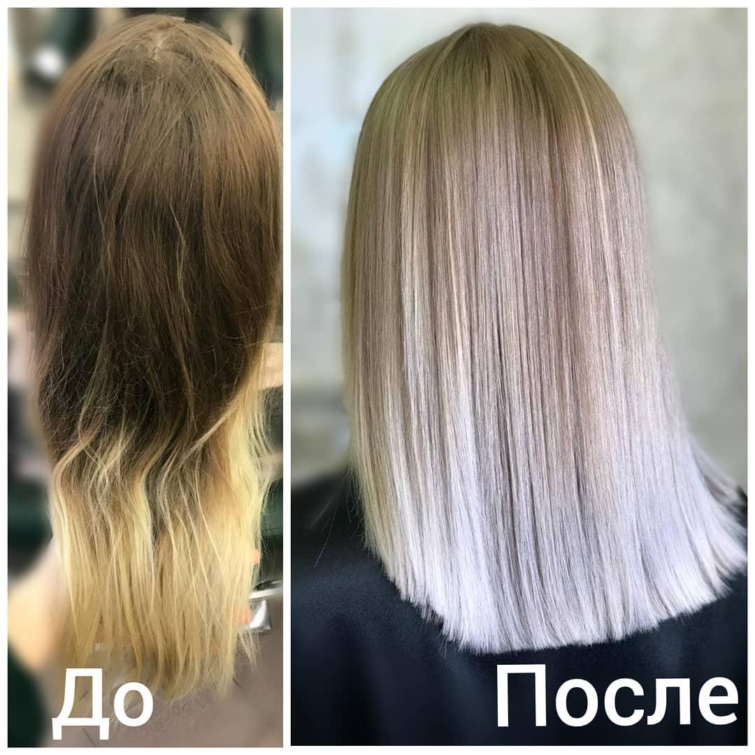 Аэртач до и после