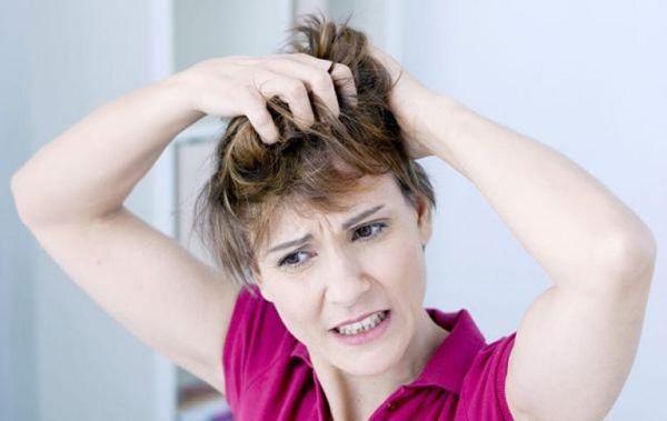 аллергия на каску для волос