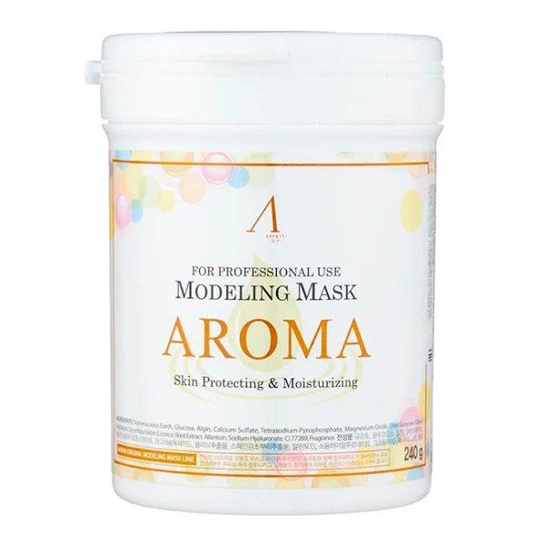Маска альгинатная антивозрастная питательная 700мл Anskin Aroma Modeling Mask