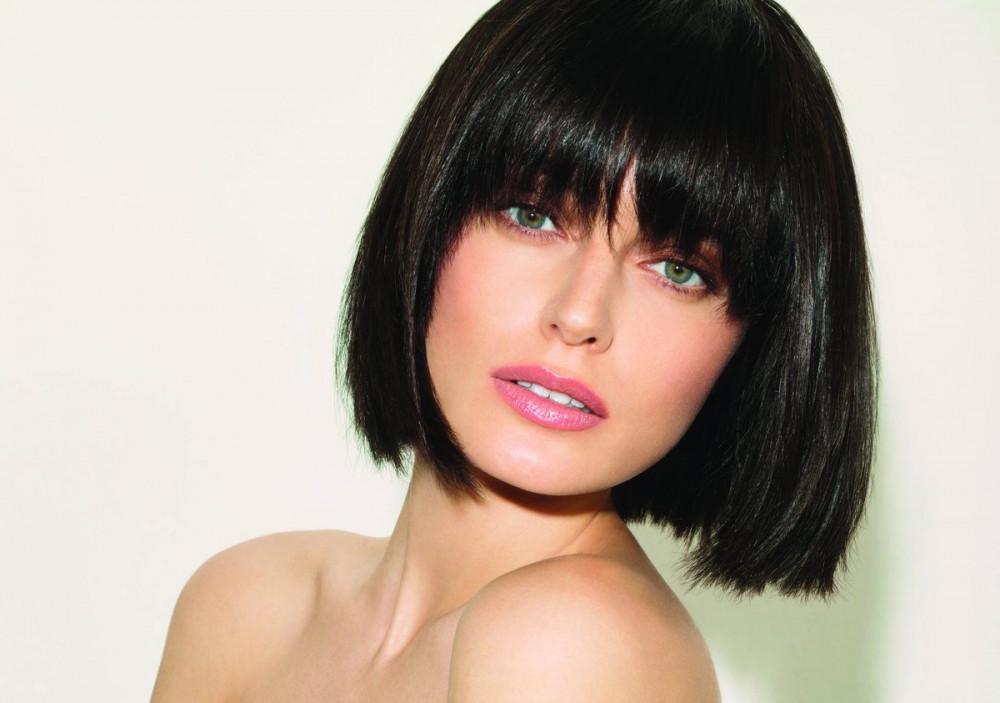 женская стрижка на короткие волосы классическое каре