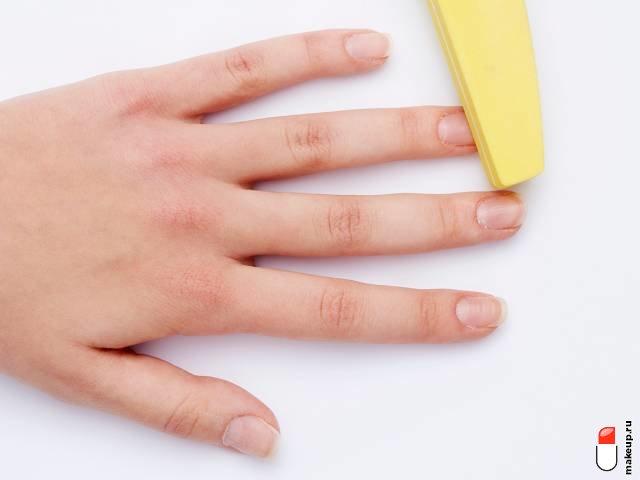 баф для ногтей
