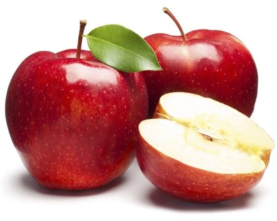 Маски для лица из яблок помогут вашей коже