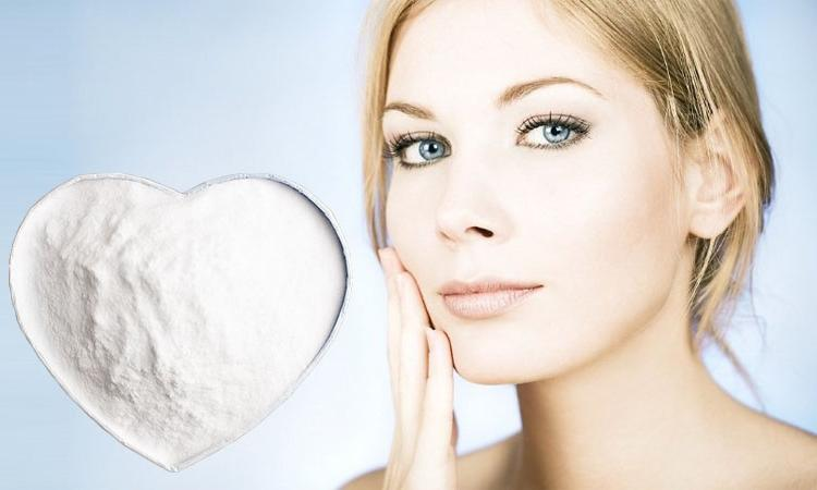Деликатное воздействие соды на кожу и поры