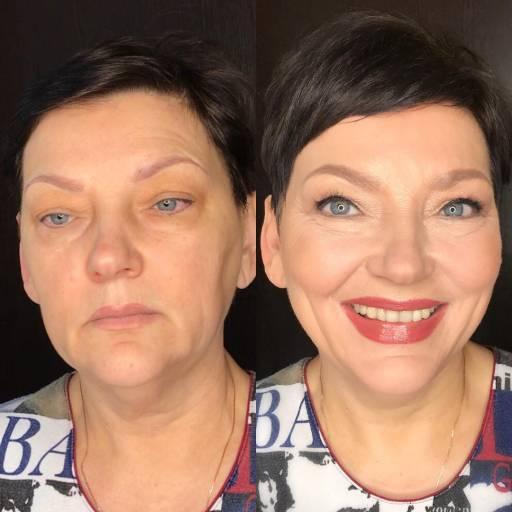 лифтинг макияж