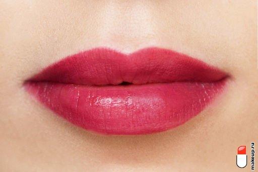 готовый макияж губ