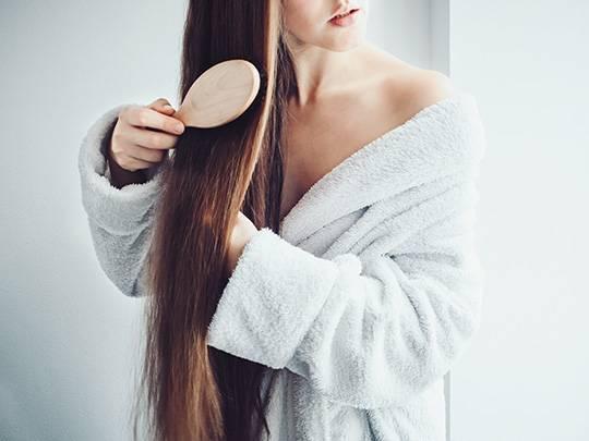 Полезная расческа для волос
