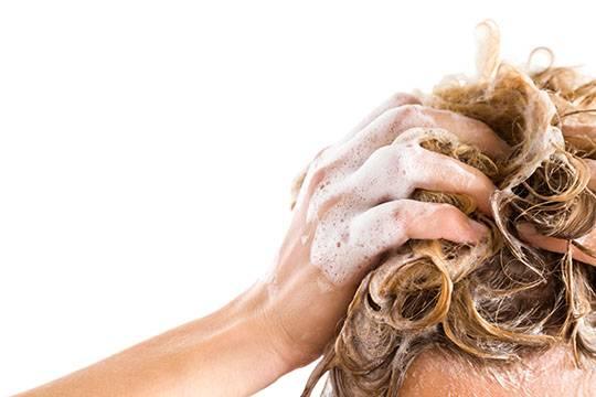 Для жестких волос
