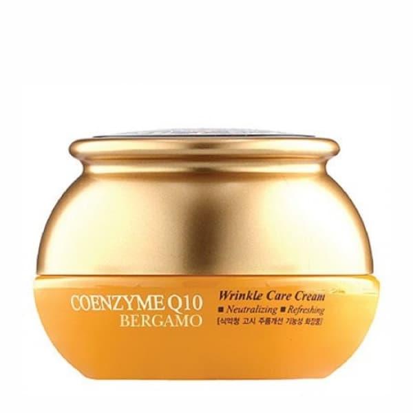 Антивозрастной крем с коэнзимом Q10 Bergamo