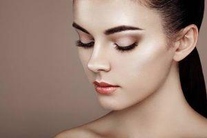 Свадебный макияж для карих глаз 10