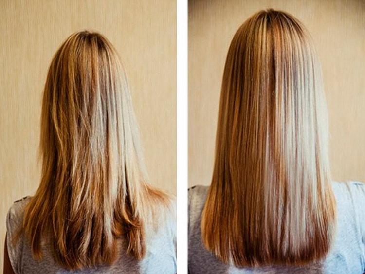 восстановление волос после горчичной маски