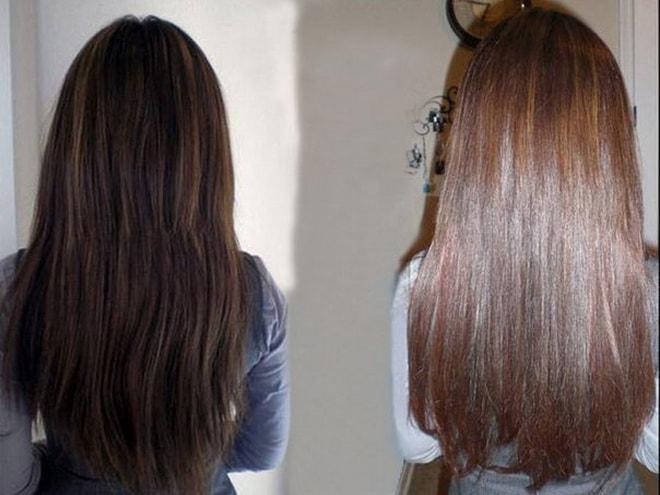 волосы девушки отзыва №3