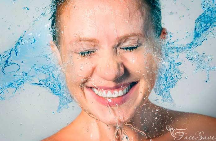 Использование мицеллярной воды