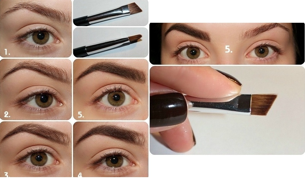 Как покрасить брови в домашних условиях краской для волос, хной, кофе, карандашом. Что лучше, разница, сколько держится. Фото