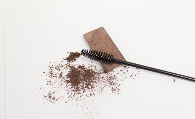 Как сделать своими руками тушь для бровей