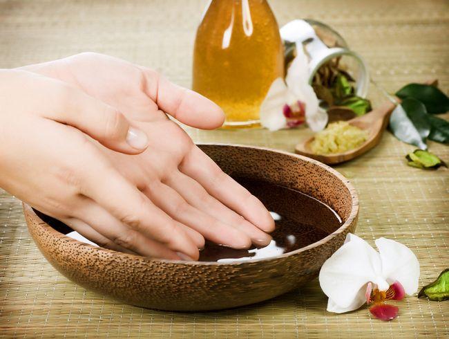 восстановить ногти после шеллака