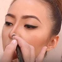 Как сделать нос короче с помощью макияжа