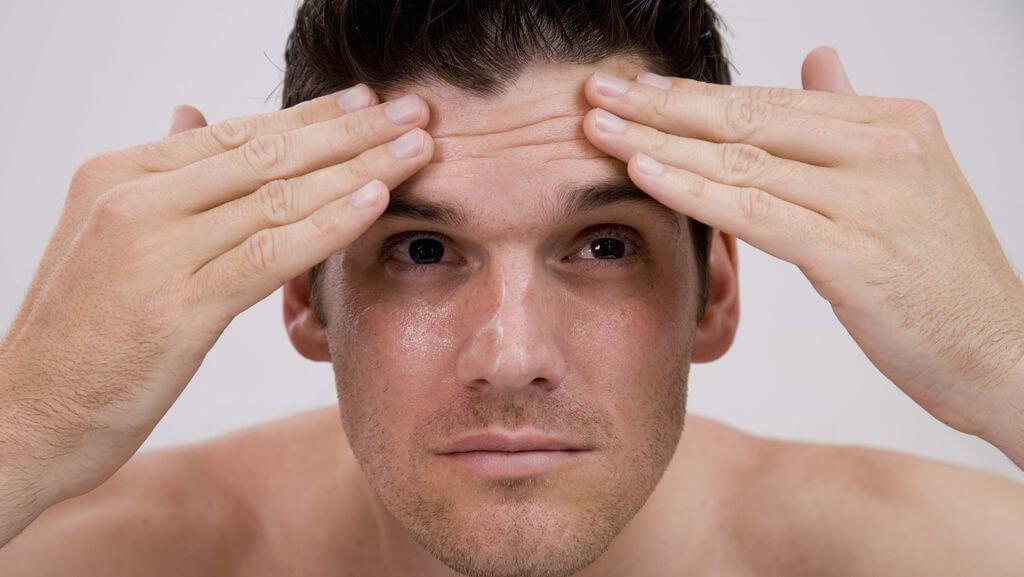 Сросшиеся брови у мужчин