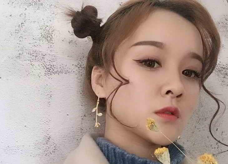 Корейский макияж на русской