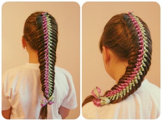 Косички для девочек - 100 причесок. Красивые и простые на длинные, средние, короткие волосы. Пошагово с фото