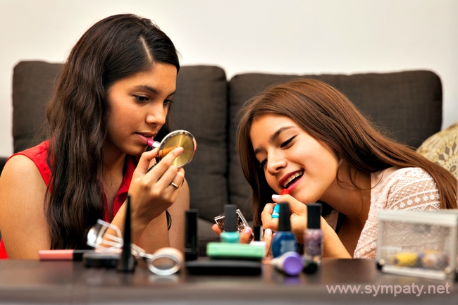 декоративная косметика для подростков