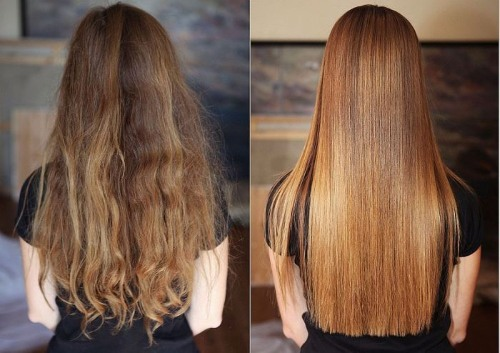 Креативное окрашивание волос. Новинки на средние, короткие и длинные волосы. Фото
