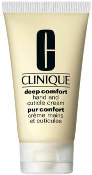 Deep Comfort от Clinique для рук и ногтей с жирными кислотами и витаминами