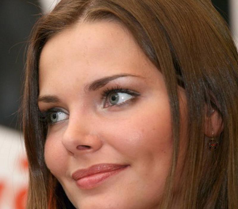 Курносый нос у Елизаветы Боярской