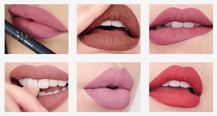 Как правильно красить губы красной помадой. Учимся у визажистов!